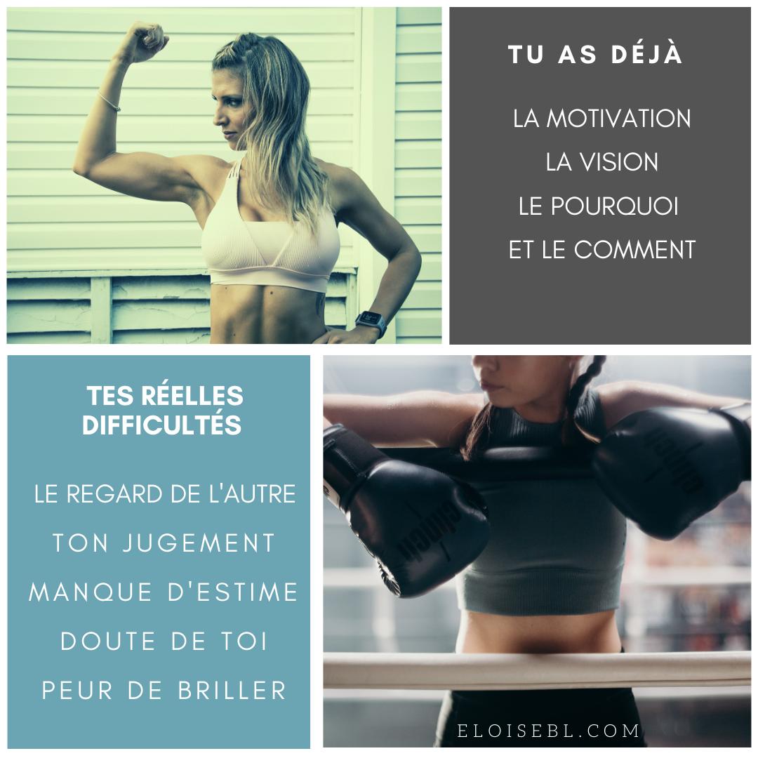 Read more about the article «Oui, mais toi Élo tu es motivée, tu es disciplinée.»